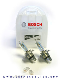 Bosch Power White Bulbs Box